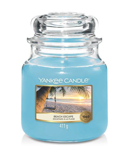 Yankee Candle Beach Escape Medium Jar