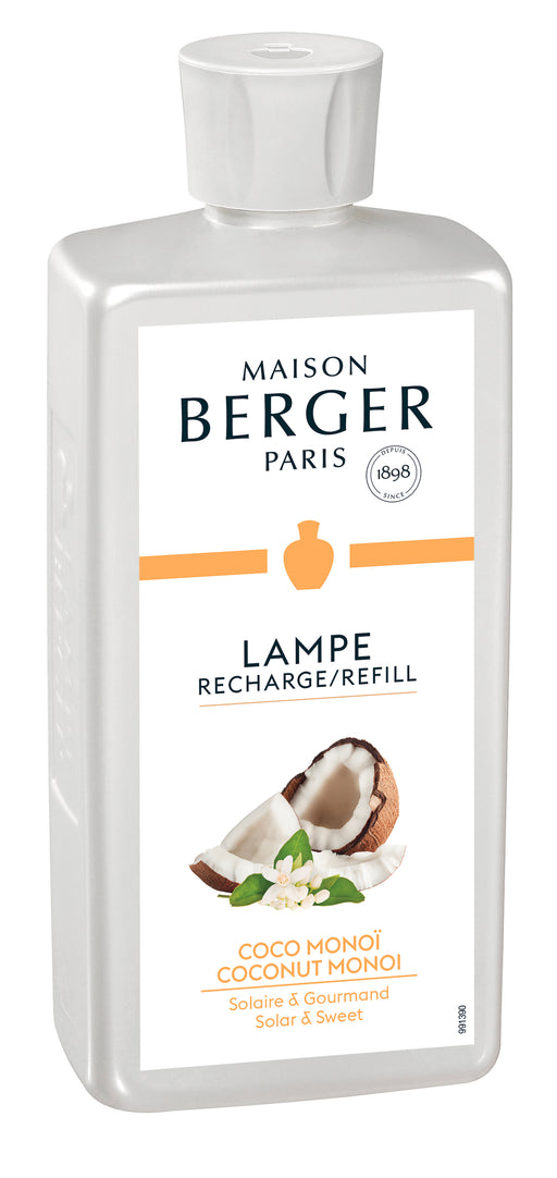 Lampe Berger Coco Monoï 500ml