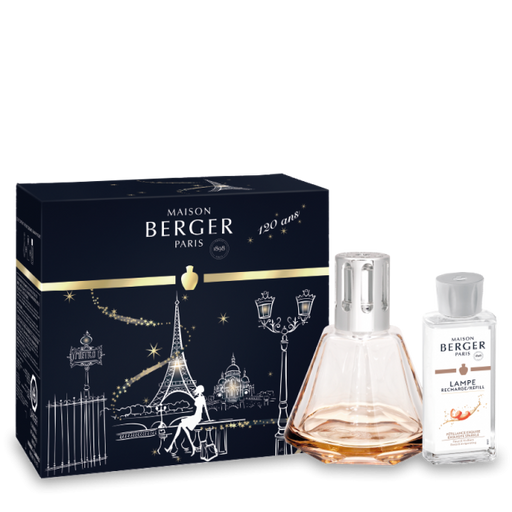 Lampe Berger Giftset GEM Champagne