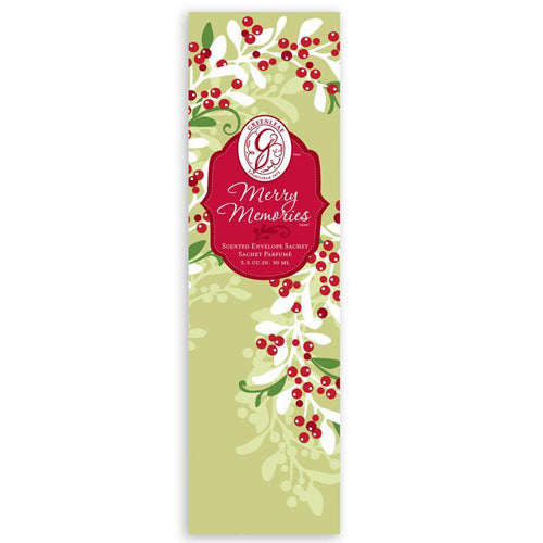 Greenleaf Merry Memories Slim  Slim Sachet
