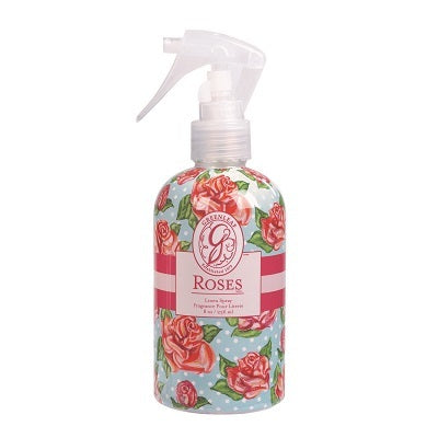 Greenleaf Rose Linen Spray