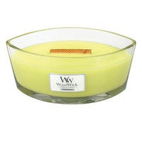 WoodWick Lemongrass Ellipse Geurkaars
