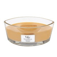 WoodWick Patchouli Ellipse Geurkaars