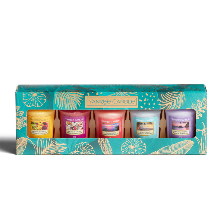 Yankee Candle The Last Paradise 5 Votive Giftset