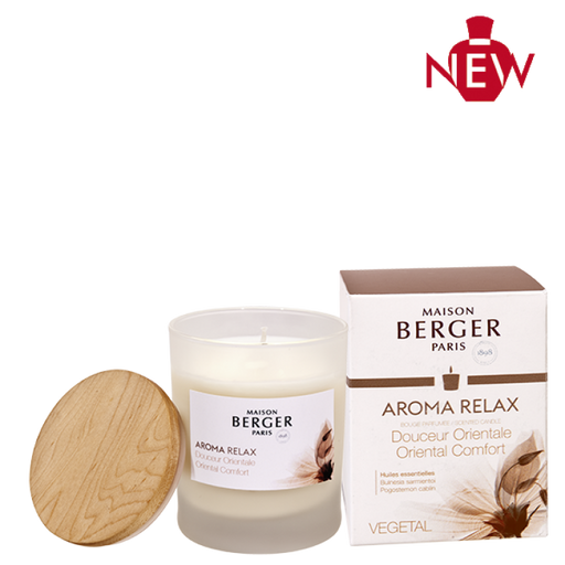 Maison Berger Paris Aroma Relax Candle