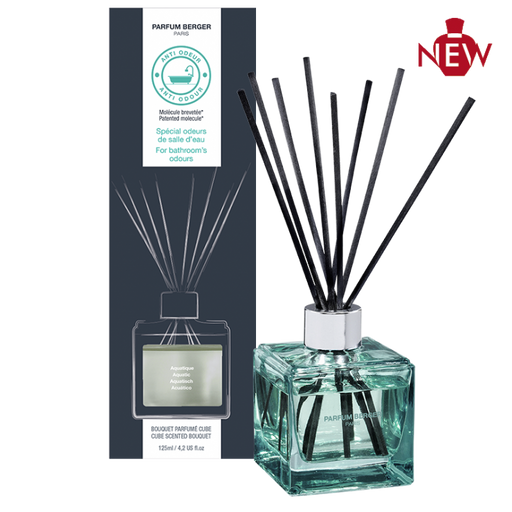 Maison Berger Paris  Anti-Odor Bathroom #1 Aquatic Reed Diffuser