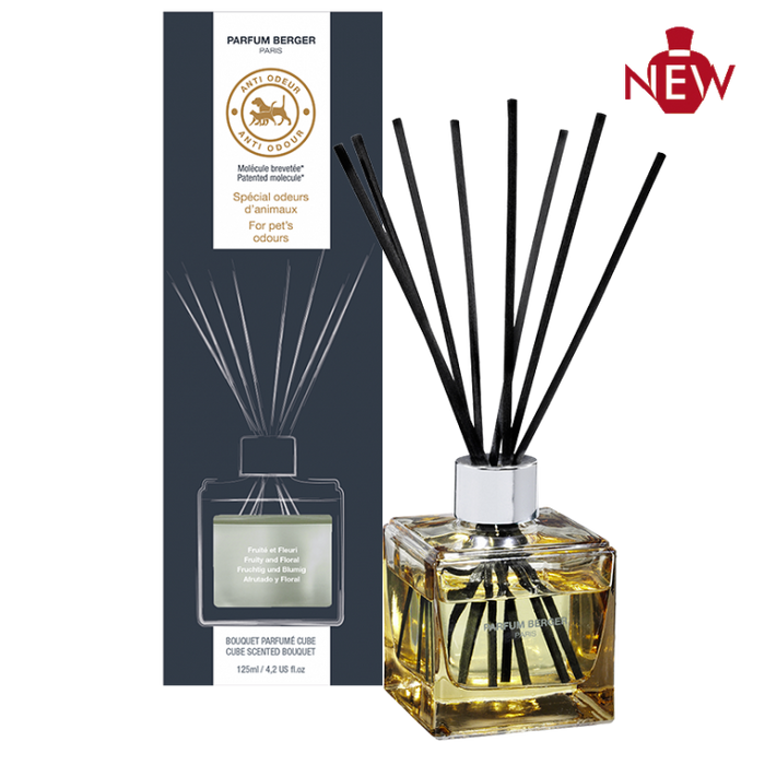 Maison Berger Paris Anti-odor Pets #1 Fruity & Floral Reed Diffuser