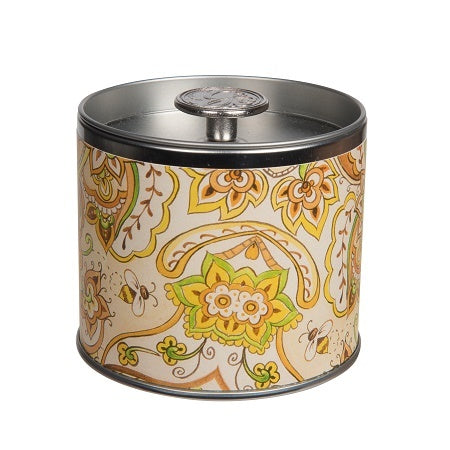 Greenleaf Signature Candle Tin Orange & Honey