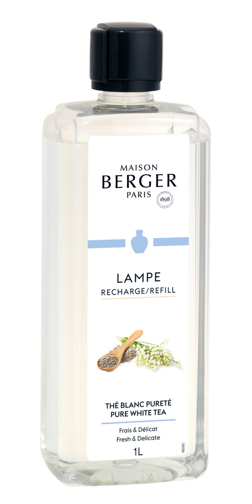Maison Berger Paris Pure White Tea 1L Perfume