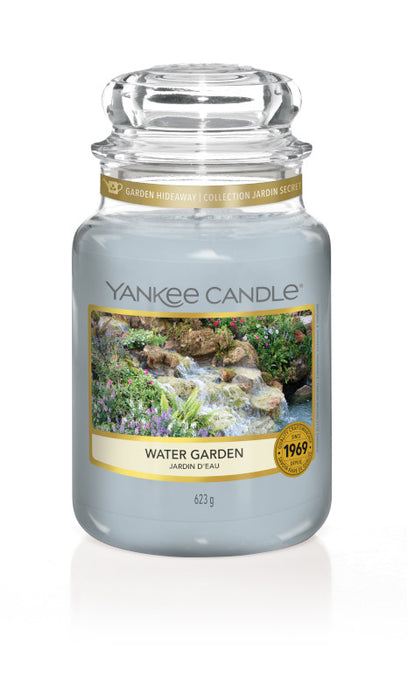 Yankee Candle Water Garden Large Jar