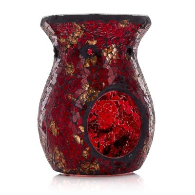Dragon's Tale Glass Mosaic Oil Burner