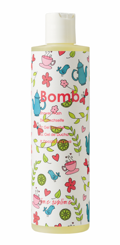Bomb Cosmetics Lime Sublime Shower Gel 300ml