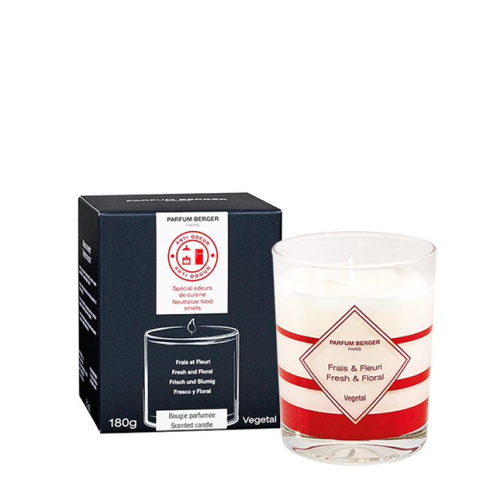 Maison Berger Paris Anti-odor Kitchen #1Fresh & Floral Candle