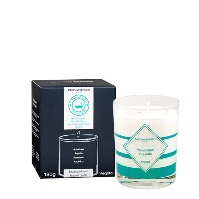 Maison Berger Paris Anti-odor #1 Aquatic Candle