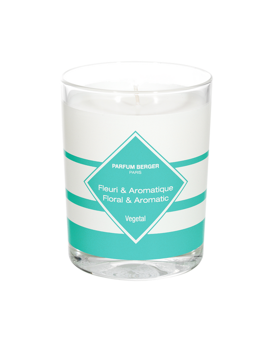 Maison Berger Paris Anti-odor Bathroom #2 Floral & Aromatic Candle