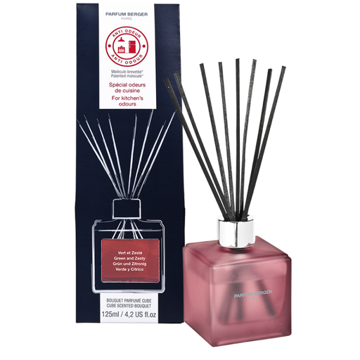 Maison Berger Paris Anti-odor Kitchen #2 Green & Zesty Reed Diffuser