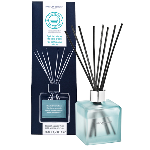 Maison Berger Paris Anti-Odor  Bathroom #2 Floral & Aromatic Reed Diffuser