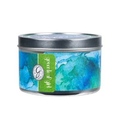 Greenleaf Signature Candle Tin Breezy Girl