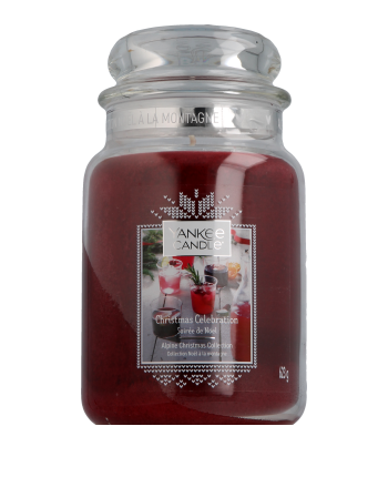 Yankee Candle Christmas Celebration Large Jar