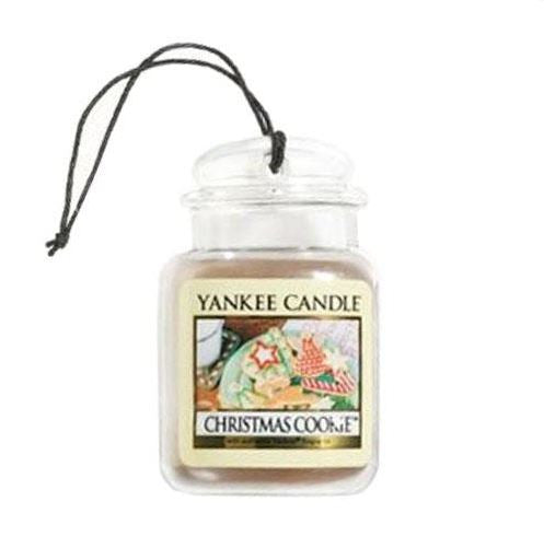 Yankee Candle Christmas Cookie Car Jar Ultimate Luchtverfrisser