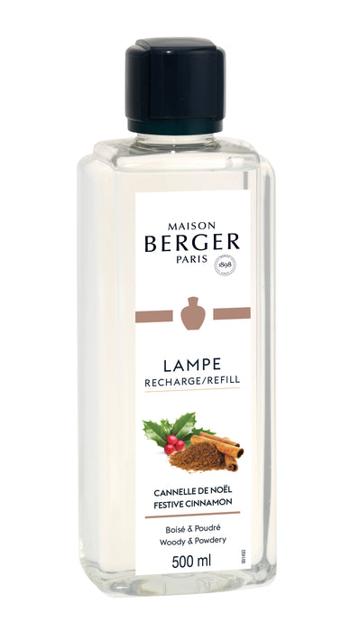 Maison Berger Paris Festive Cinnamon 500ml Perfume