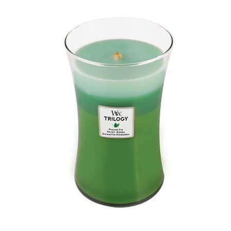 Forest Walk Trilogy Large WoodWick Candle