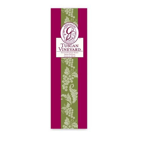 Greenleaf Tuscan Vineyard Slim Sachet