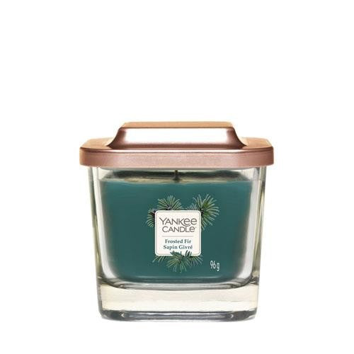 Yankee Candle Frosted Fir Small Elevation Geurkaars