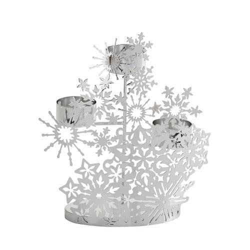 Yankee Candle Frosty Multi Tea Light Holder