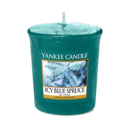 Yankee Candle Icy Blue Spruce Votive Geurkaars