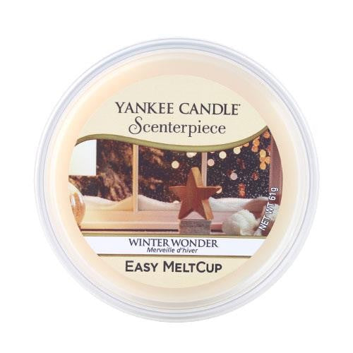 Yankee Candle Winter Wonder Scenterpiece Meltcup