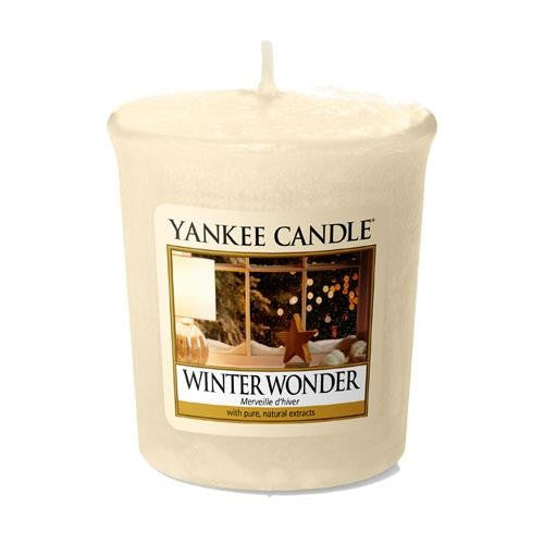 Yankee Candle Winter Wonder Votive Geurkaars