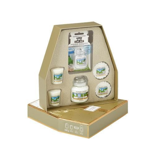 Yankee Candle Holiday Sparkle Fragrance Gift Set