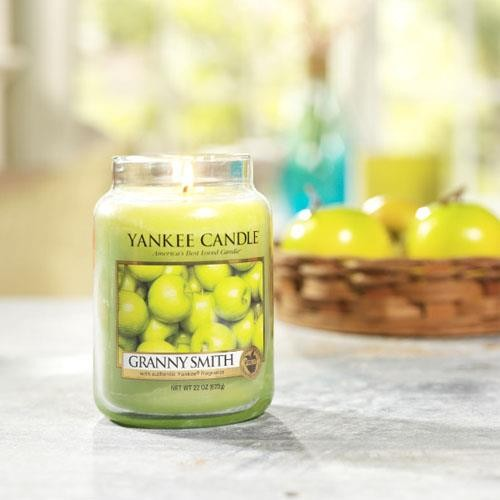 Yankee Candle Granny Smith Large Jar Geurkaars Limited Edition