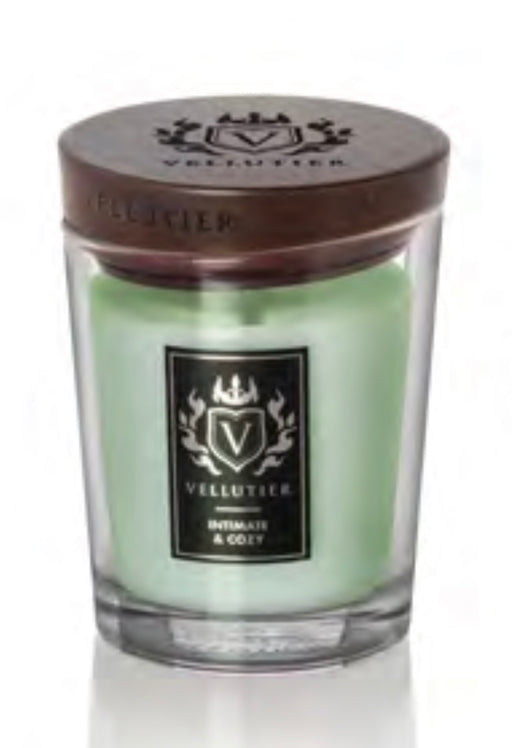 Vellutier Intimate and Cozy Medium Candle