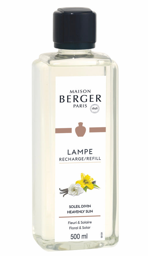 Maison Berger Paris Heavenly Sun Lamp Fragrance 500ml