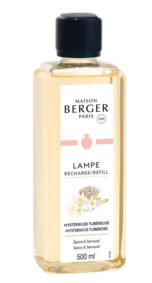 Maison Berger Paris Mysterious Tuberose Lamp Fragrance 500ml