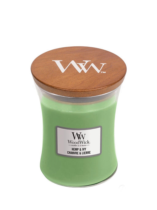 WoodWick Hemp and Ivy Medium