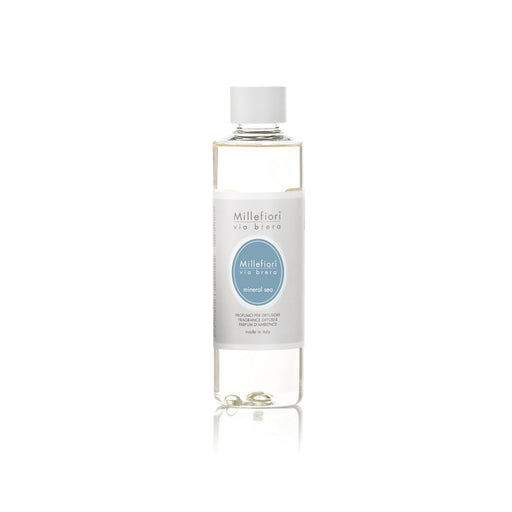 Millefiori Milano Via Brera Refill For Stick Diffuser 250 ml Mineral Sea