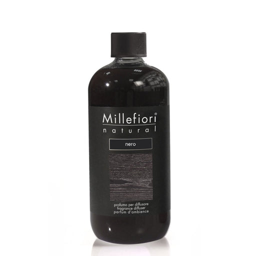 Milefiori Milano Refill For Stick Diffuser 500 ml Nero