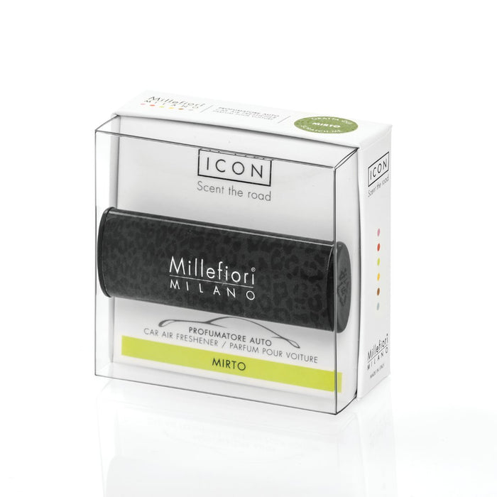 Millefiori Milano Car Air Freshener Animalier Mirto