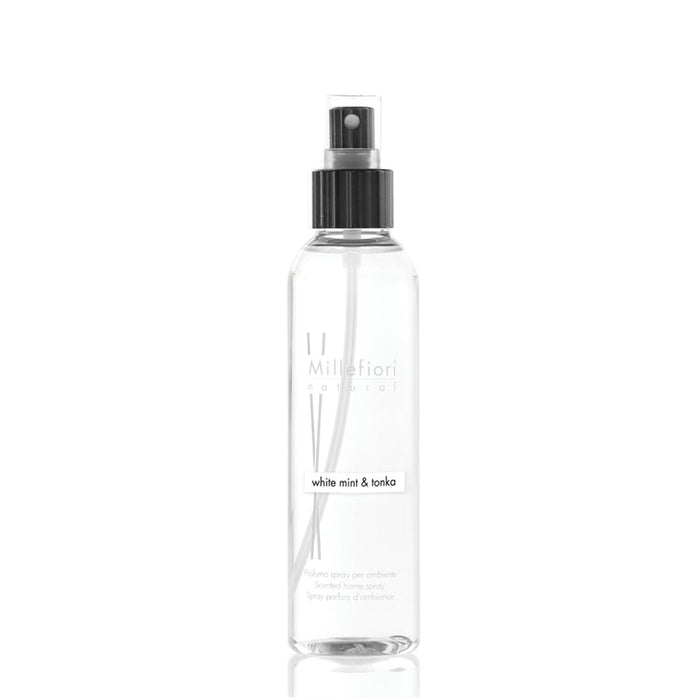 Milefiori Milano New Home Spray 150 ml White Mint & Tonka