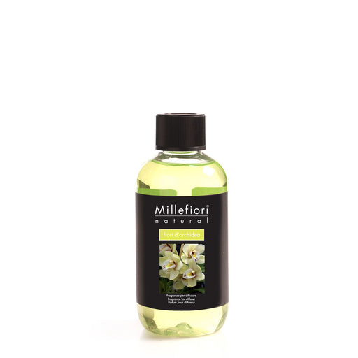 Milefiori Milano Refill For Stick Diffuser 250 ml Fiori DiOrchidea