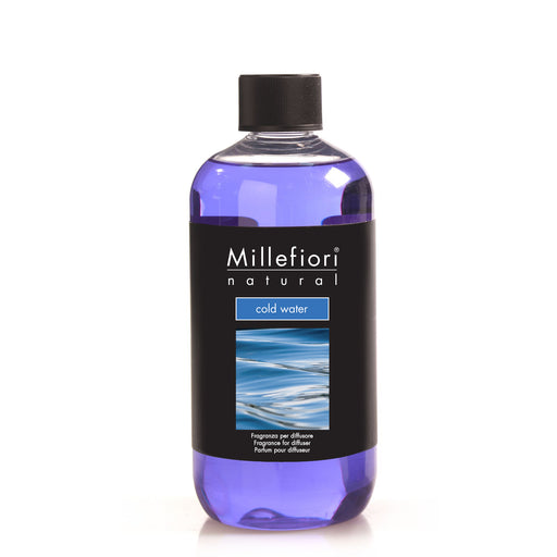 Milefiori Milano Refill For Stick Diffuser 500 ml Cold Water