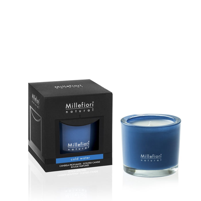 Milefiori Milano New Natural Scented Candle Cold Water