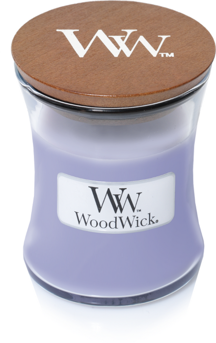 WoodWick Lavender Spa Mini Candle