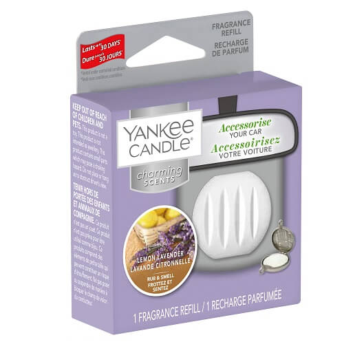 Yankee Candle Lemon Lavender Charming Scents Refill