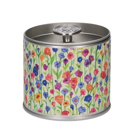 Greenleaf Signatute Candle Tin Meadow Breeze