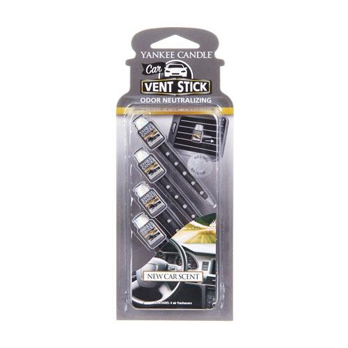 Yankee Candle New Car Scent Vent Sticks