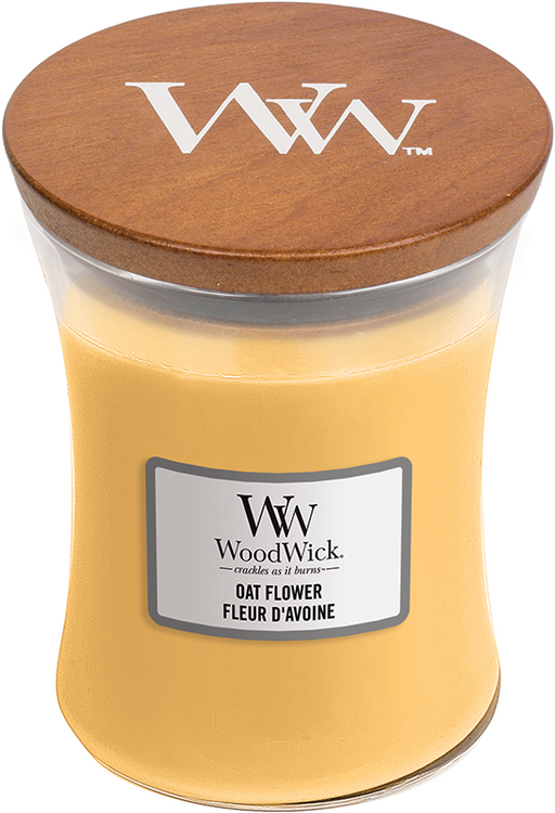WoodWick Oat Flower Medium Candle